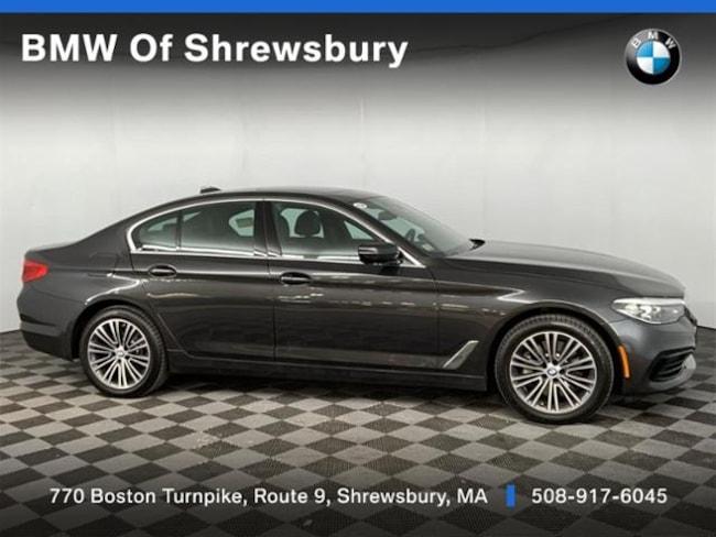 Certified Pre Owned 2020 BMW 530i xDrive Sedan Shrewsbury