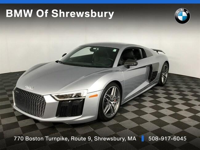 Used 2017 Audi R8 5.2 V10 plus Coupe Shrewsbury