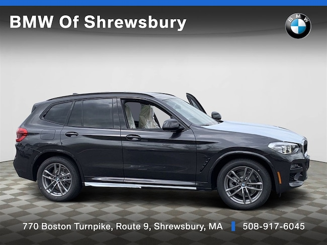 New 2020 BMW X3 xDrive30i SUV Shrewsbury