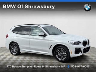 new 2020 BMW X3 PHEV xDrive30e SUV for sale near Worcester