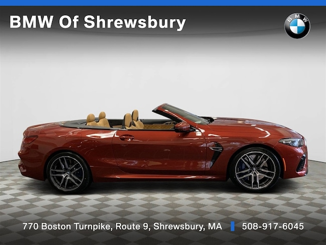 New 2020 BMW M8 Convertible Shrewsbury