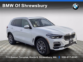 new 2021 BMW X5 PHEV xDrive45e SUV for sale near Worcester