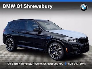 new 2021 BMW X3 M SUV for sale near Worcester