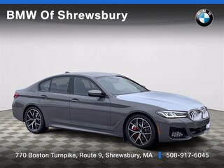 new 2021 BMW M550i xDrive Sedan for sale near Worcester