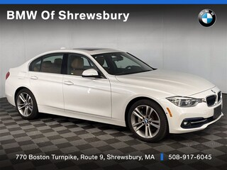 used 2017 BMW 340i xDrive Sedan for sale near Worcester