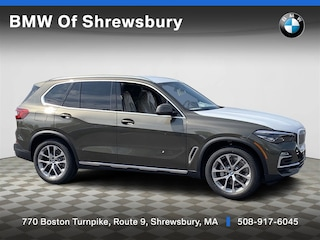 new 2020 BMW X5 xDrive40i SUV for sale near Worcester