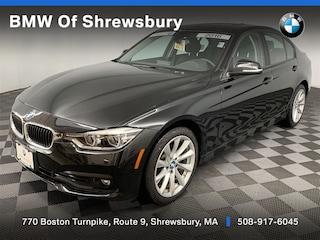 used 2018 BMW 320i xDrive Sedan for sale near Worcester
