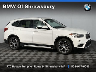used 2019 BMW X1 xDrive28i SUV for sale near Worcester
