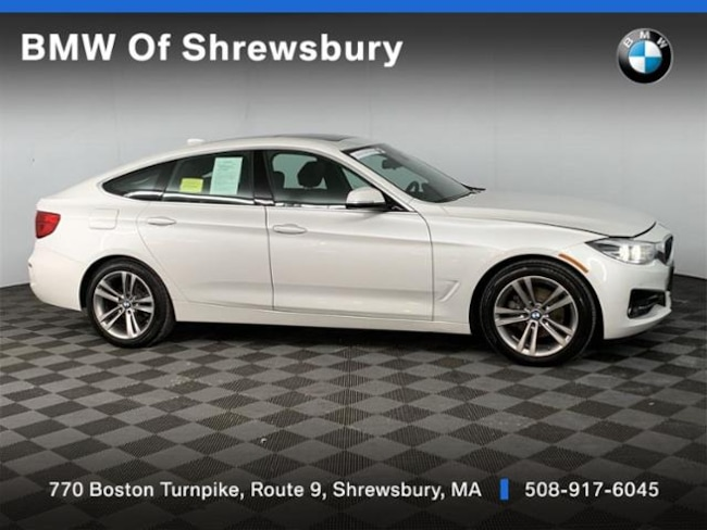 Certified Pre Owned 2018 BMW 330i xDrive Hatchback Shrewsbury
