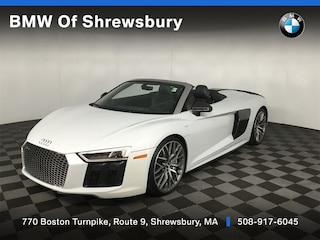 used 2018 Audi R8 5.2 V10 plus Convertible for sale near Worcester