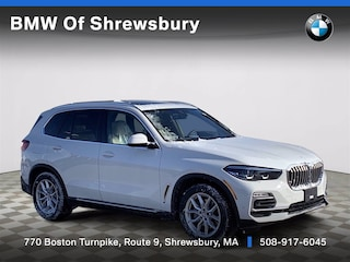 new 2021 BMW X5 xDrive40i SUV for sale near Worcester