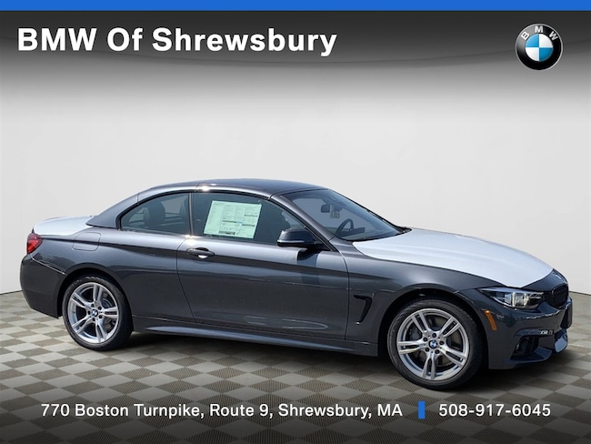 New 2020 BMW 440i xDrive Convertible Shrewsbury