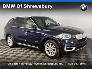 used 2018 BMW X5 xDrive35i SUV for sale near Worcester