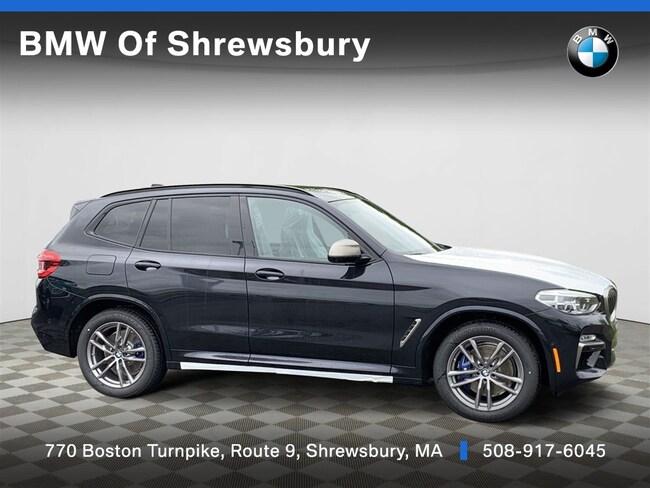 New 2019 BMW X3 M40i SUV Shrewsbury