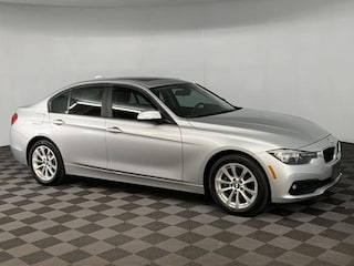 used 2017 BMW 320i xDrive Sedan for sale near Worcester