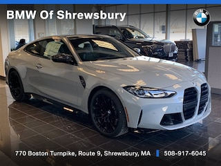 new 2021 BMW M4 Coupe for sale near Worcester