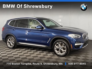 Used Bmw X3 Shrewsbury Ma