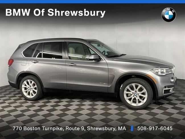 Used 2016 BMW X5 xDrive40e SUV Shrewsbury