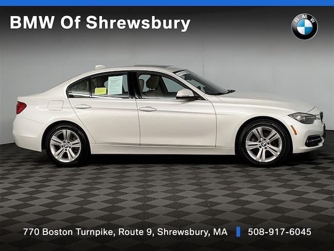 Used 2017 BMW 330i xDrive Sedan Shrewsbury