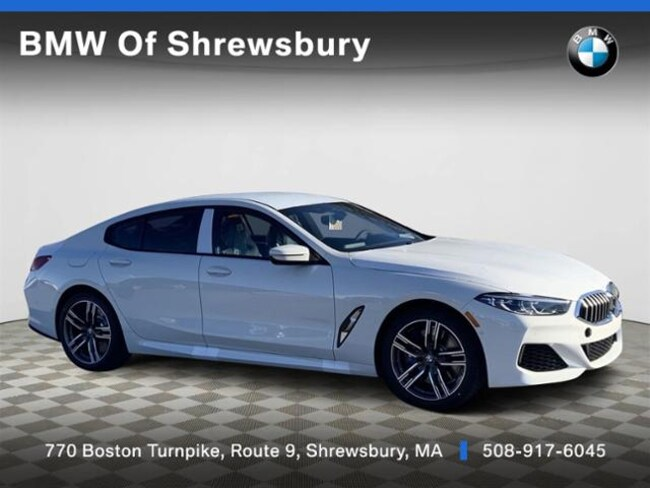 New 2020 BMW 840i xDrive Sedan Shrewsbury
