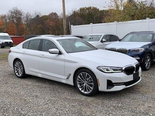new 2021 BMW 530i xDrive Sedan for sale near Worcester