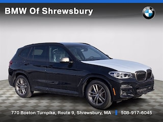 new 2021 BMW X3 M40i SUV for sale near Worcester