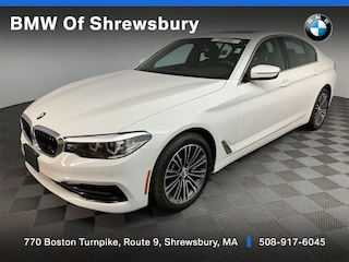 used 2019 BMW 530i xDrive Sedan for sale near Worcester