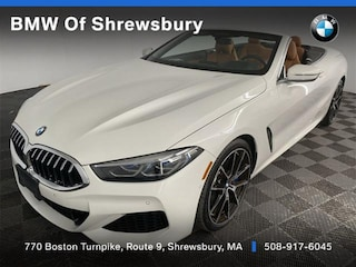 used 2019 BMW M850i xDrive Convertible for sale near Worcester