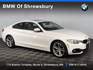 used 2016 BMW 428i xDrive SULEV Coupe for sale near Worcester