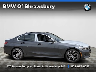 new 2019 BMW 330i xDrive Sedan for sale near Worcester