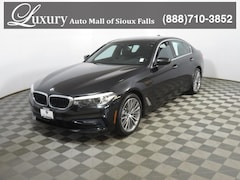 Certified Pre-Owned 2017 BMW 530i xDrive Sedan xDrive Sedan WBAJA7C39HG458250 for Sale in Sioux Falls