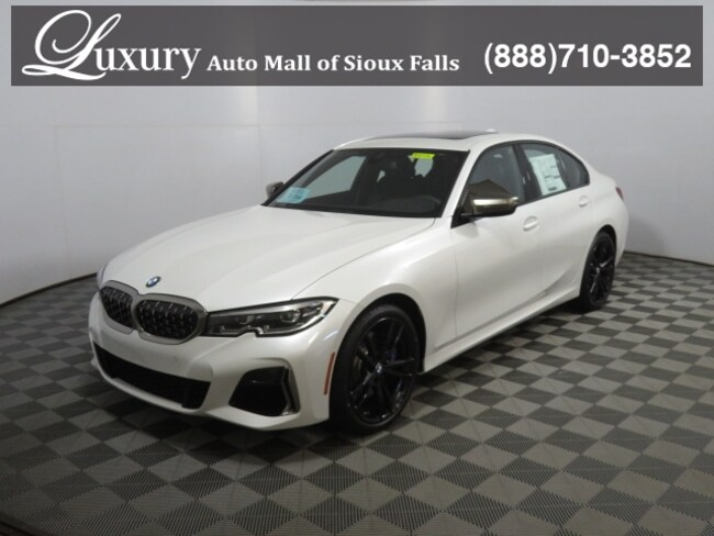 New 2020 BMW M340i xDrive Sedan in Sioux Falls