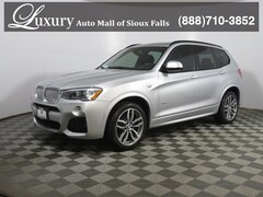 Certified Pre-Owned 2017 BMW X3 xDrive35i SAV for Sale in Sioux Falls