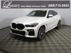 New 2021 BMW X6 xDrive40i Sports Activity Coupe for Sale in Sioux Falls, SD