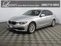 Certified  2018 BMW 320i xDrive Sedan xDrive Sedan in Sioux Falls