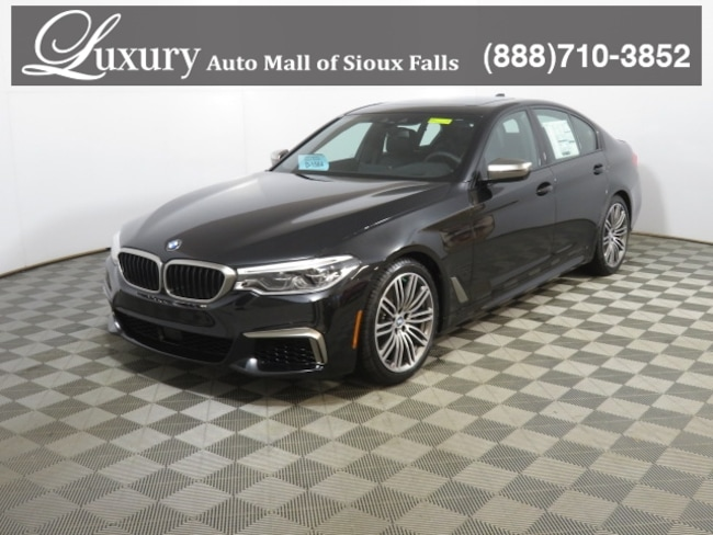 New 2020 BMW M550i xDrive Sedan in Sioux Falls