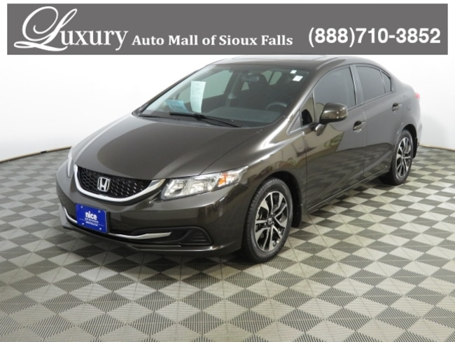 Used 2013 Honda Civic Ex For Sale In Sioux Falls Sd Vin