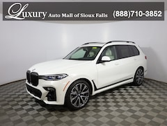 New 2021 BMW X7 M50i SAV for Sale in Sioux Falls, SD