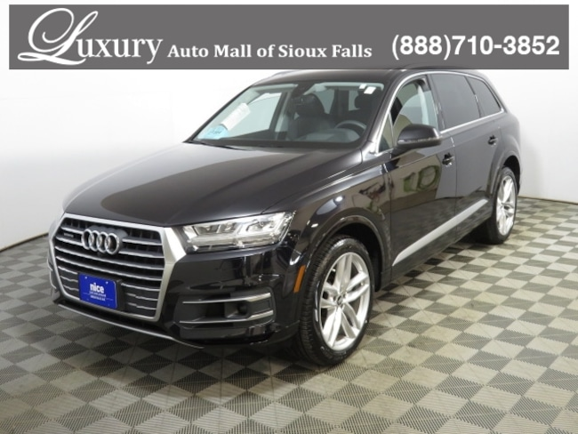 Used 2018 Audi Q7 3.0T PRESTIGE SUV For Sale in Sioux Falls, SD
