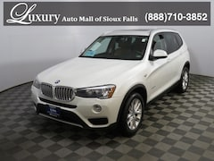 Pre-Owned 2015 BMW X3 xDrive28i xDrive28i SAV 5UXWX9C56F0D49935 for Sale in Sioux Falls