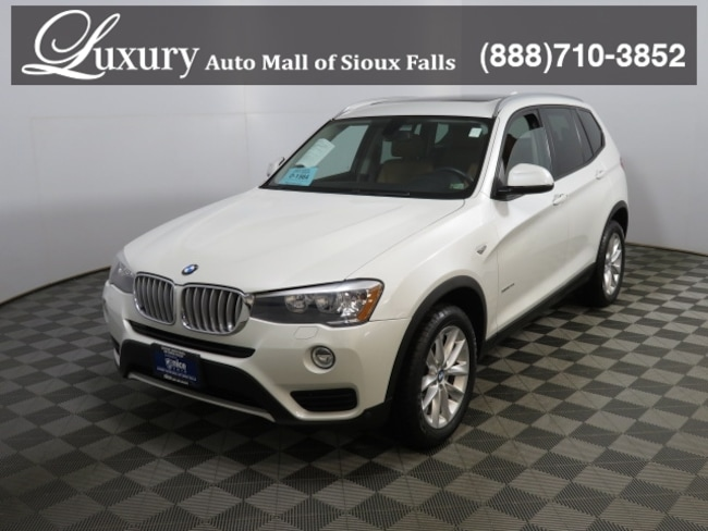 Used 2015 BMW X3 xDrive28i xDrive28i SAV For Sale in Sioux Falls, SD