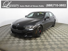 New 2021 BMW M550i xDrive Sedan for Sale in Sioux Falls, SD