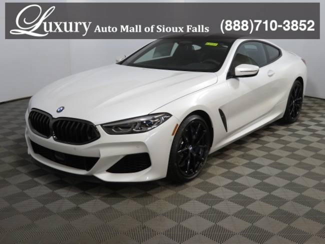 New 2019 BMW M850i xDrive Coupe in Sioux Falls