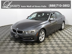 Certified  2016 BMW 328i i xDrive Sedan in Sioux Falls
