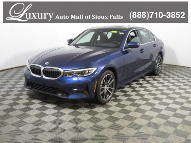 New 2020 BMW 330i xDrive Sedan in Sioux Falls