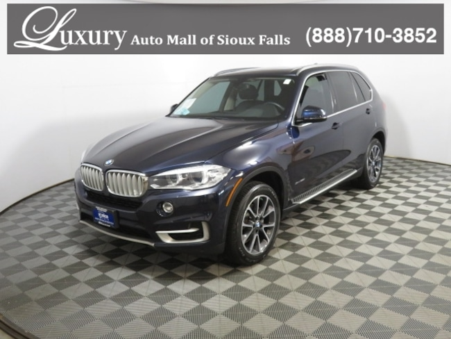 Used 2015 BMW X5 xDrive35i SUV For Sale in Sioux Falls, SD