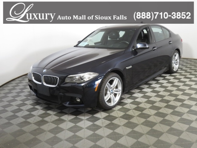Certified Pre-Owned 2016 BMW 535i xDrive Sedan xDrive Sedan in Sioux Falls