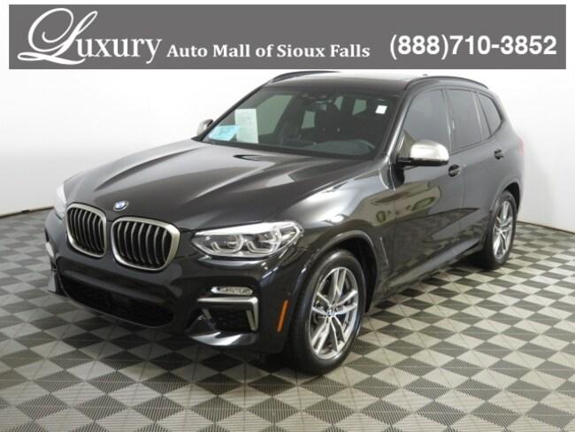 2018 BMW X3 M40i M40i SAV