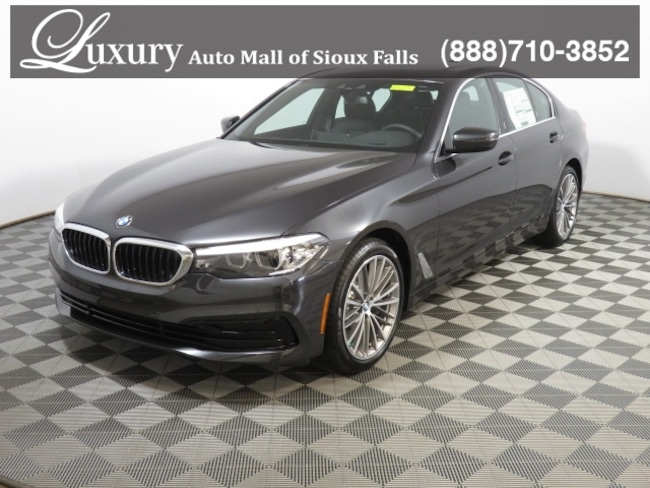New 2019 BMW 530i xDrive Sedan in Sioux Falls