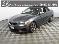 Certified  2016 BMW M235i xDrive Convertible in Sioux Falls